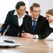 Business team — Stock Photo #10716905