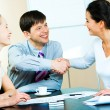 Business deal — Stock Photo #10716942