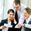 Business team — Stock Photo #10717158
