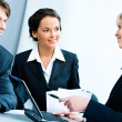 Business meeting — Stock Photo #10717200