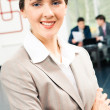 Royalty-Free Stock Photo: Pretty businesswoman