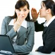 Gossiping - Stock Photo