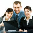 Business team — Stock Photo #10717840