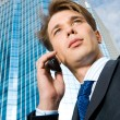 Business call — Stock Photo #10718440