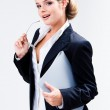 Female professional — Stock Photo