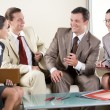 Business negotiations — Stock Photo #10718643