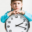 Stock Photo: Time concept