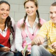 Group of students — Stock Photo #10718945