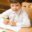 Boy learning — Stock Photo #10719040