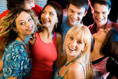 Evening-party — Stock Photo