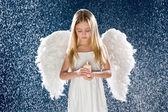 ángel triste — Foto de Stock