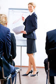 Successful specialist — Stock Photo