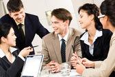 Briefing aziendali — Foto Stock