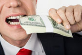 Conceito de dinheiro — Foto Stock