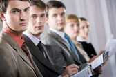 Young professional — Stock Photo