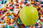 Zdrowe produkty — Zdjęcie stockowe