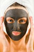 Face mask — Stock Photo