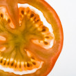 Slice of tomato - Stock Photo