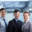 Business team — Stock Photo #10730917