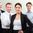 Friendly business team — Stock Photo #10730958