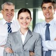 Business workgroup — Stock Photo #10731298