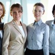 Friendly colleagues — Stock Photo