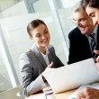 Consulting in office — Stock Photo