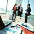Business objects — Stock Photo