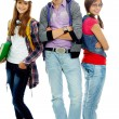 Teenage fashion — Stock Photo #10732509