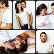 Stock Photo: Affectionate couple