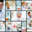 Royalty-Free Stock Photo: Laboratory work
