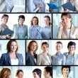Business women — Stock Photo