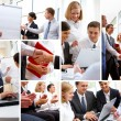 Stock Photo: Business environment