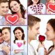 Valentines — Stock Photo