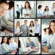 Business experts — Stock Photo