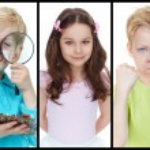 Crianças — Foto Stock