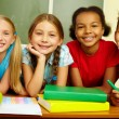 Group of pupils — Stock Photo #10733034