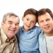 Generation of men — Stock Photo #10733341