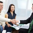 Agreement - Stockfoto