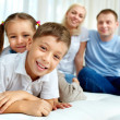 Cheerful kids - Stock Photo