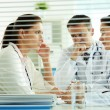 Medical consultation — Stock Photo