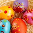 painted eggs&quot — Stock Photo #10733881