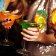 Cocktails — Stock Photo #10734012