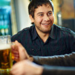 Stock Photo: In pub