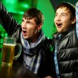 Stock Photo: Sport pub