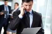 Business call — Foto de Stock