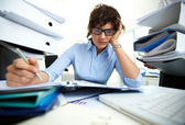 Extremely busy — Stock Photo