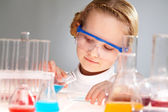 Chemical analysis — Stock Photo