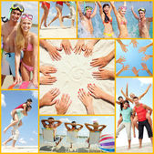 Summer vacations — Stock Photo
