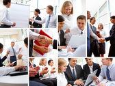 Podnikatelské prostředí — Stock fotografie